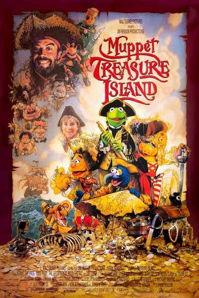 Treasure Island (2018) [1080p] [WEBRip] [YIFY]
